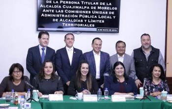 Seguridad Pública rubro de mayor inversión para la Alcaldía Cuajimalpa