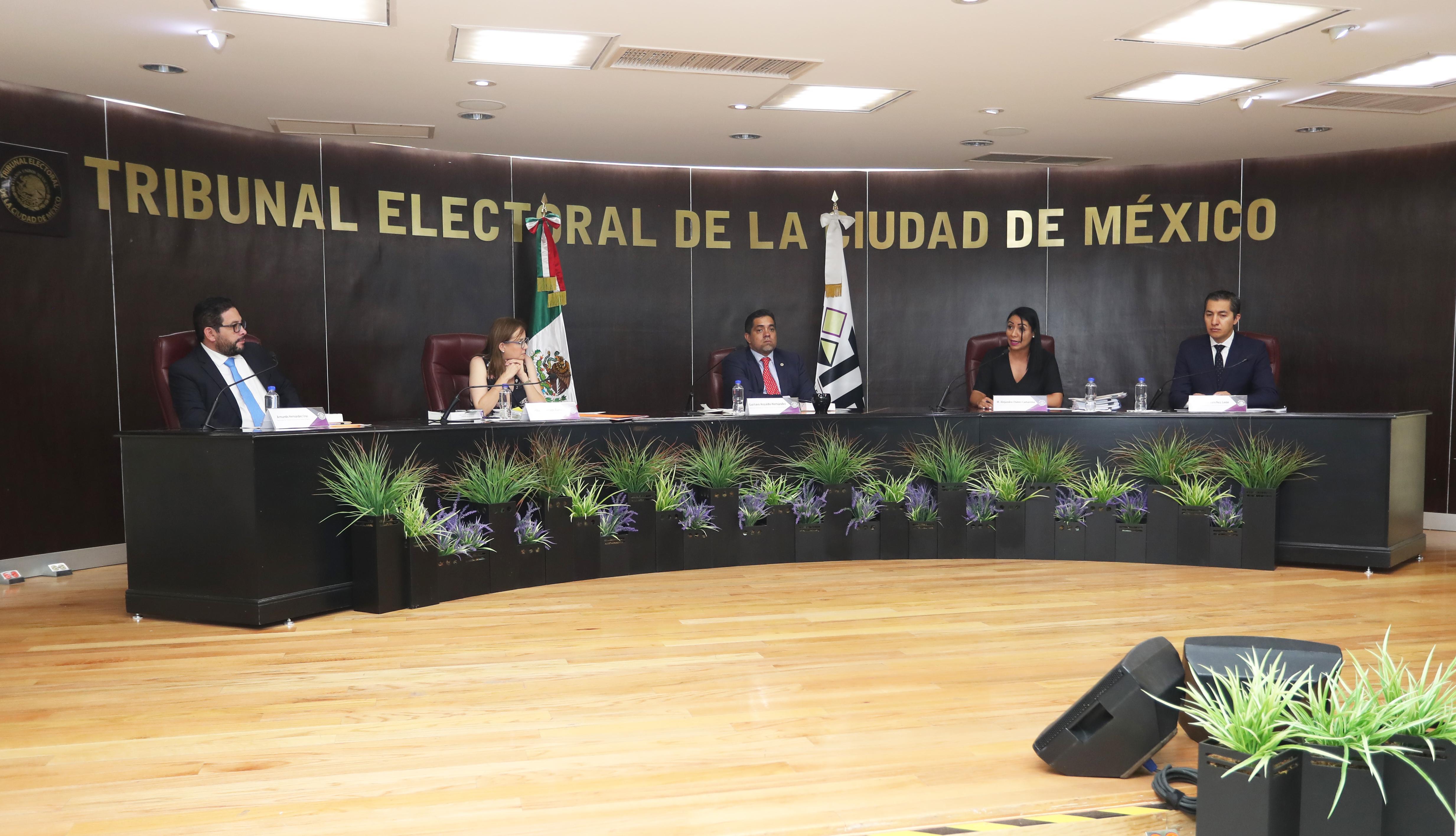 Anula TECDMX elección de Representante Tradicional de San Pedro Mártir en Tlalpan