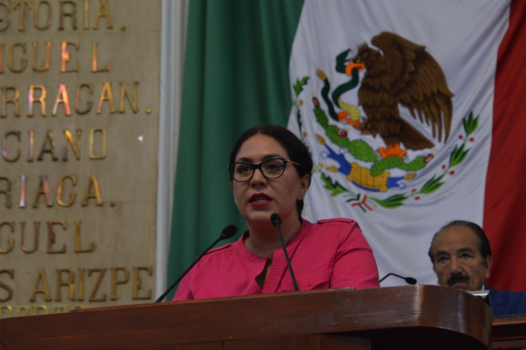 Diputada de Morena propone sancionar a quien condicione o limite el derecho del agua potable en la CDMX