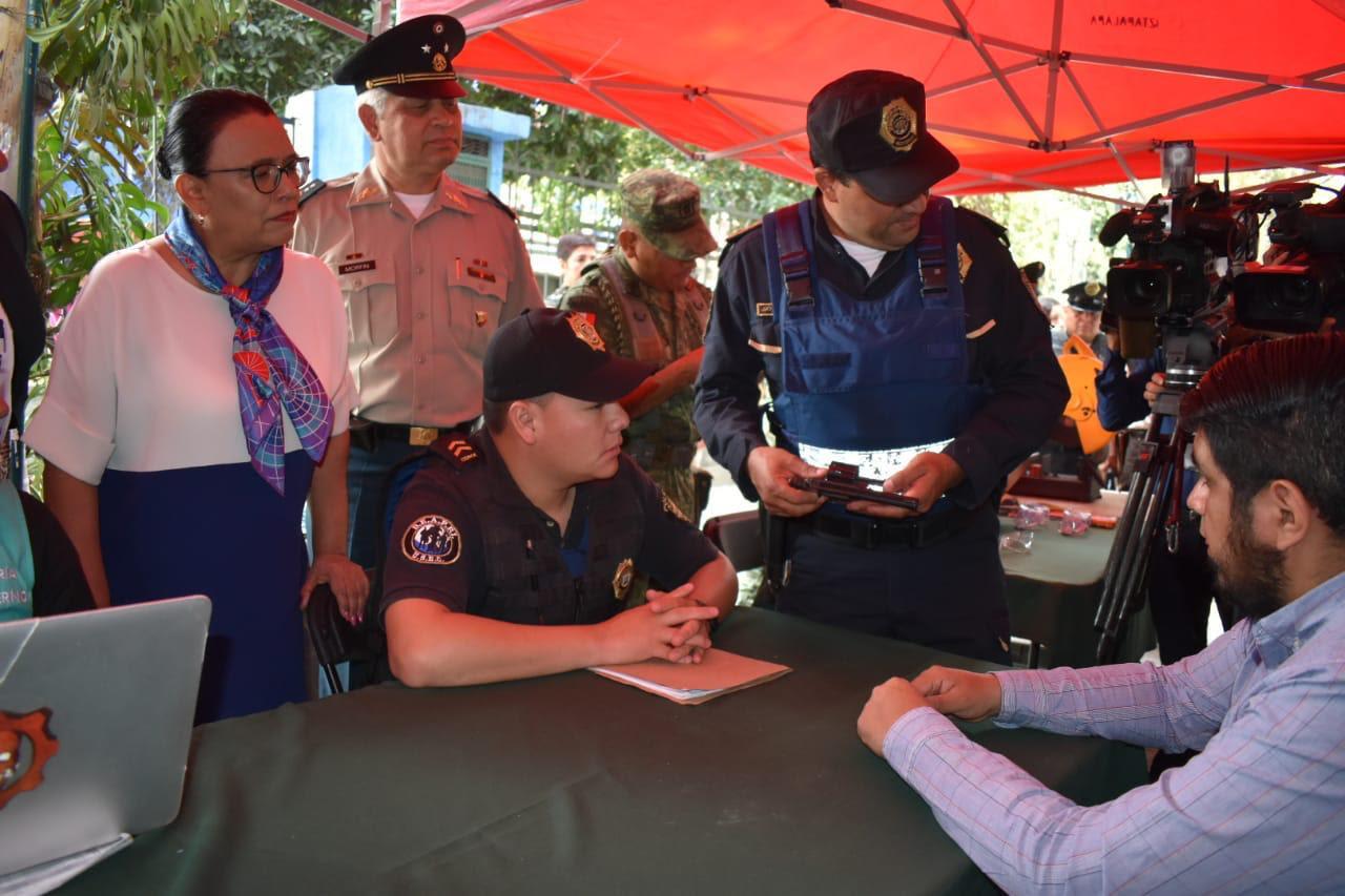 Inicia nueva Jornada de Sí al Desarme Sí a la Paz en Iztapalapa
