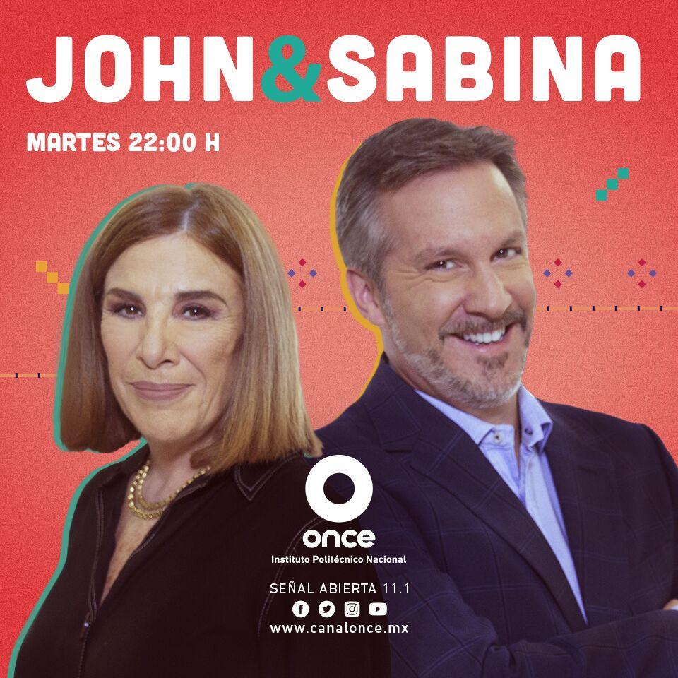 El Once presenta John y Sabina
