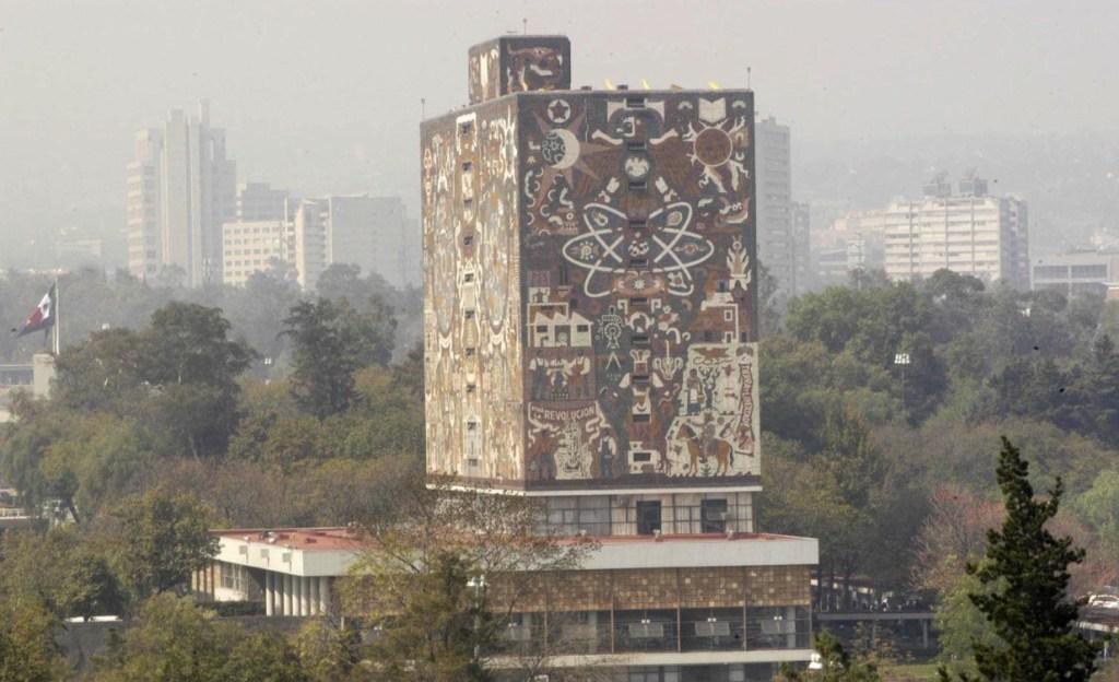 UNAM suspende labores por contingencia