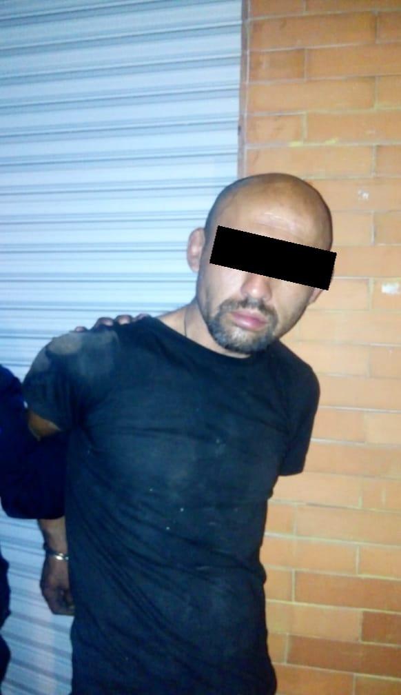 Por el delito de robo a negocio un hombre fue arrestado por Policías de la PA de la SSC en Cuauhtémoc