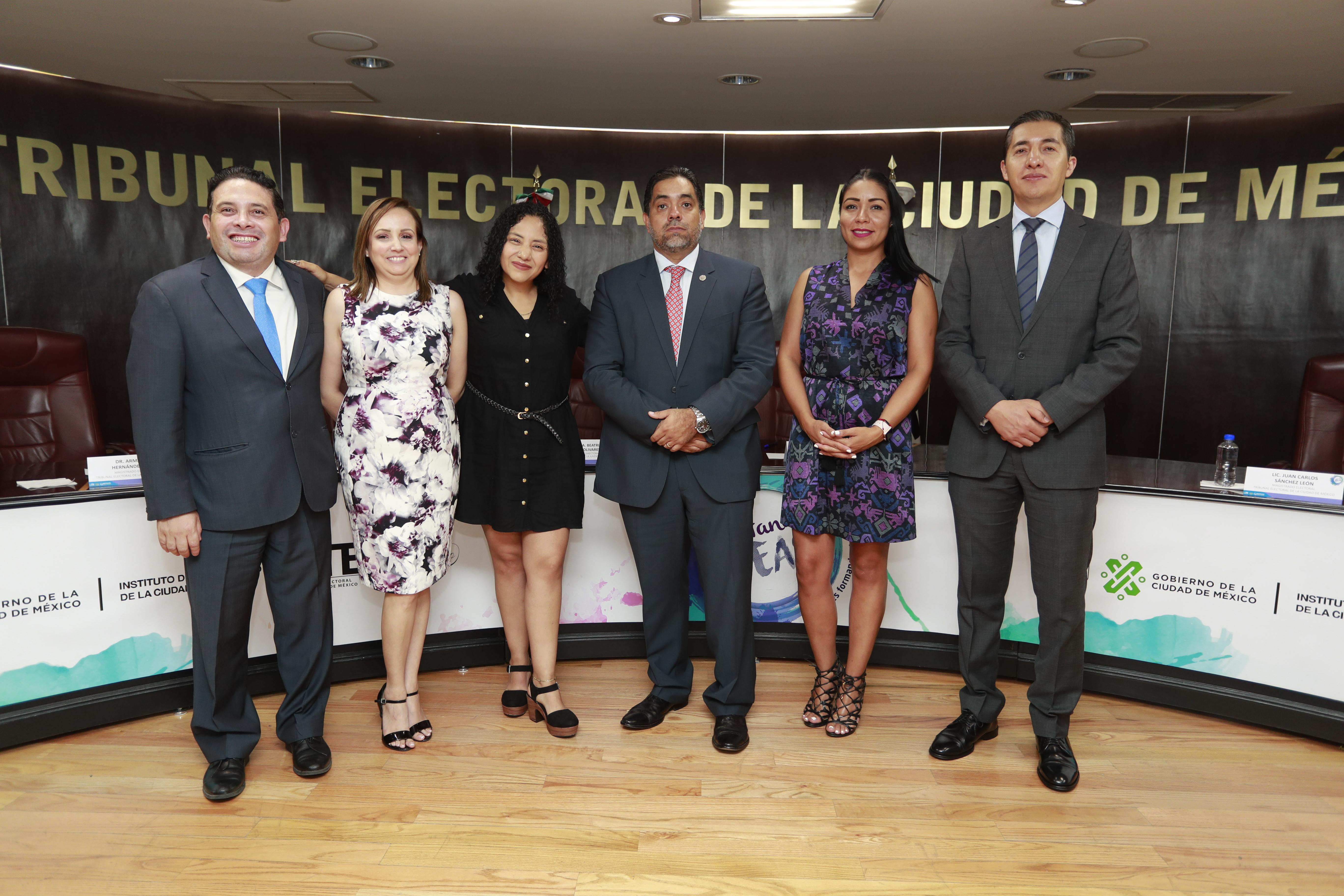 Arranca programa para fomentar la participación política de jóvenes