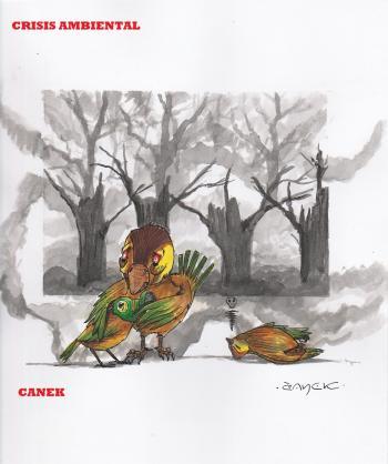 El Cartón de Canek Leyva