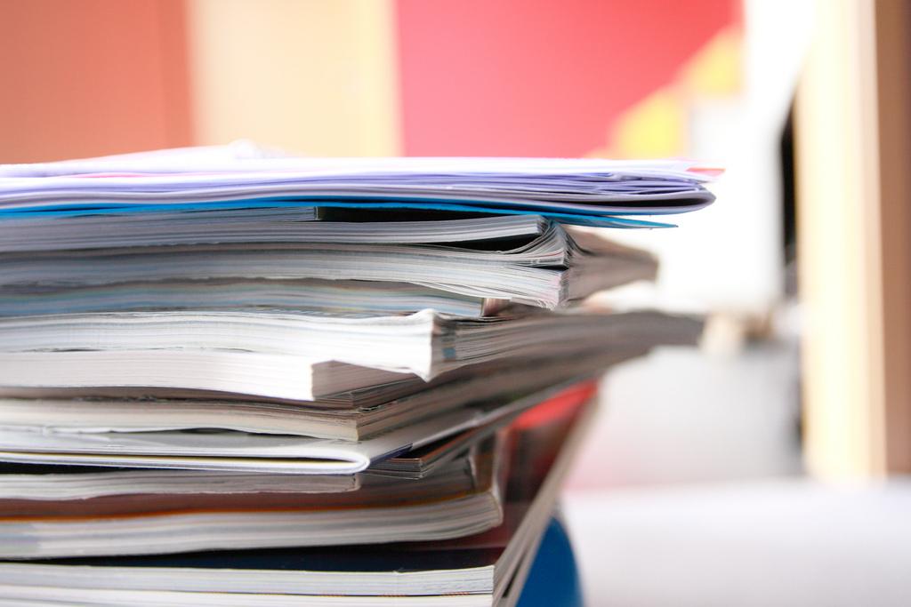 Impulsa Mesa Directiva programa para reducir 50 por ciento el consumo de hojas de papel en el Senado