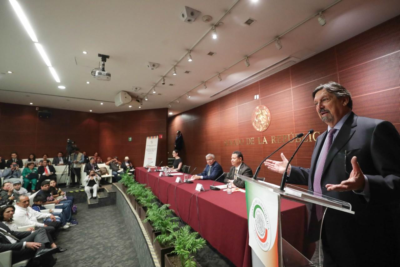 Fundamental, facilitar a niñas y niños el conocimiento de sus derechos y obligaciones: Gómez Urrutia