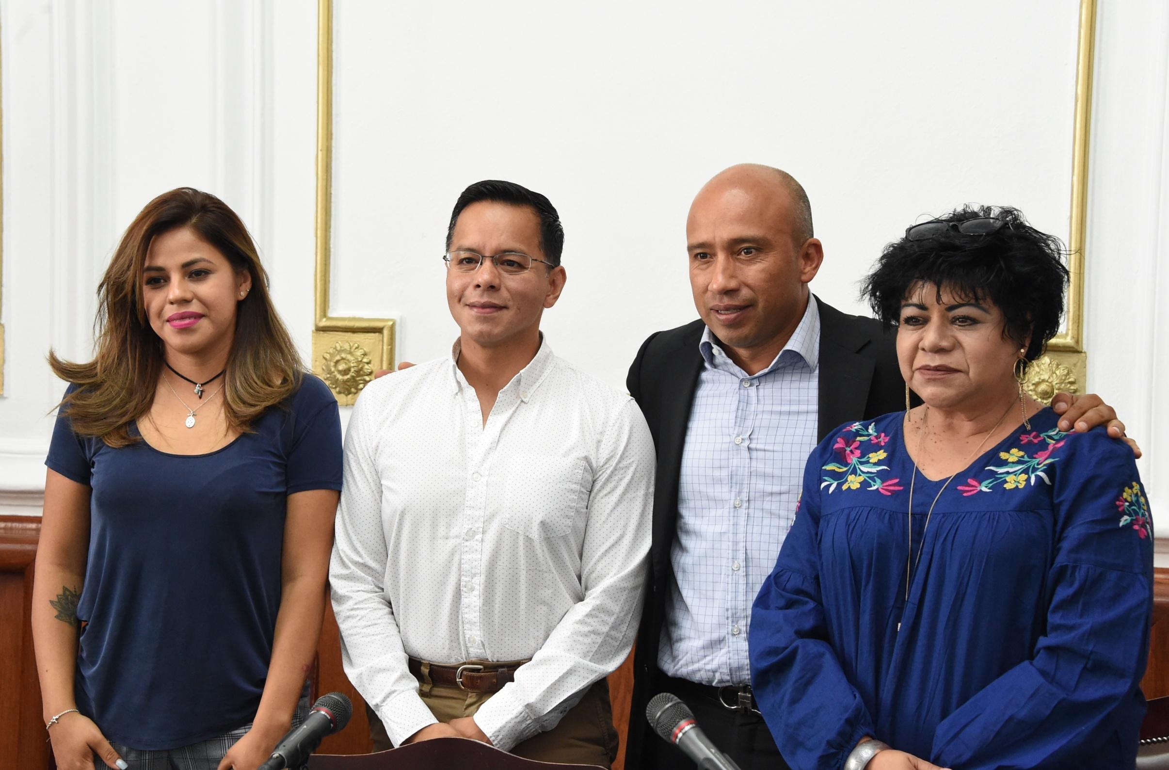 El Congreso local entregará a la AMANC 250 kilos de taparroscas para apoyar a niños con cáncer