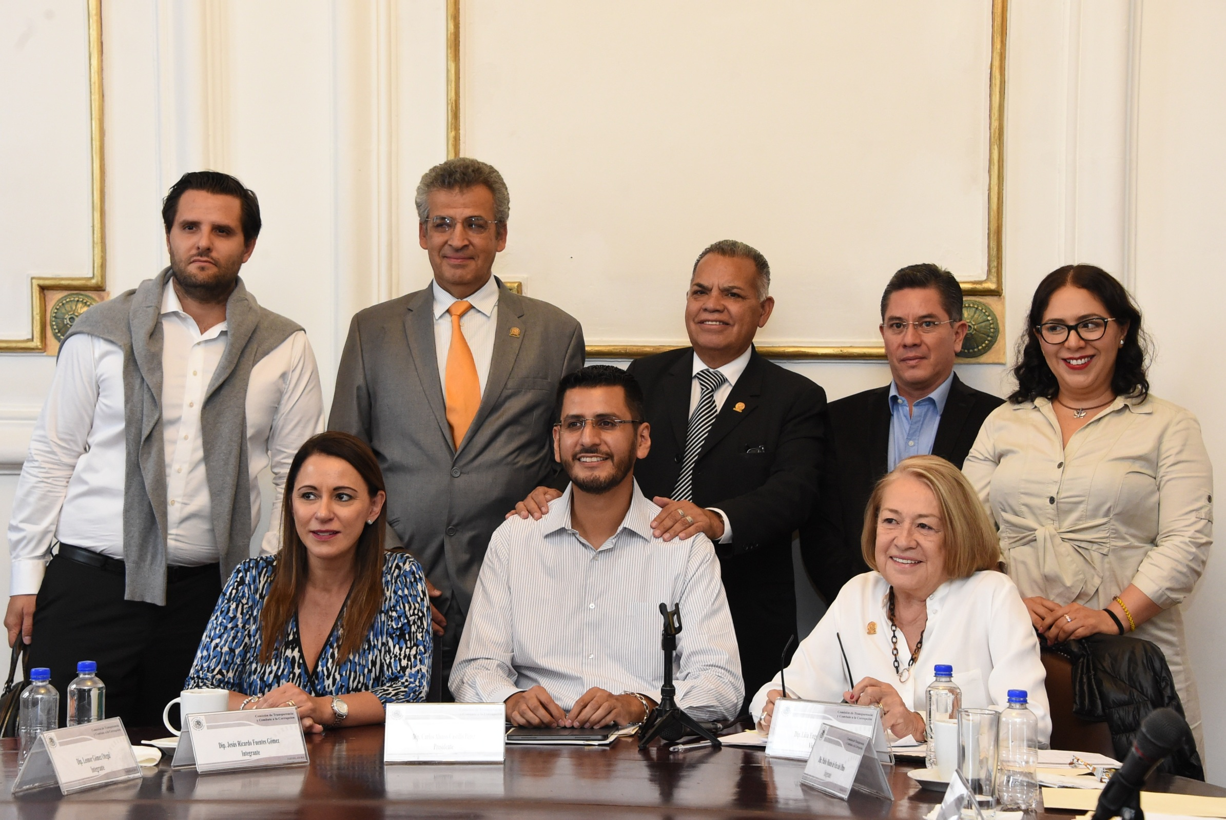 Avanza el Congreso de la CDMX en nombramientos para concretar el Sistema Local Anticorrupción