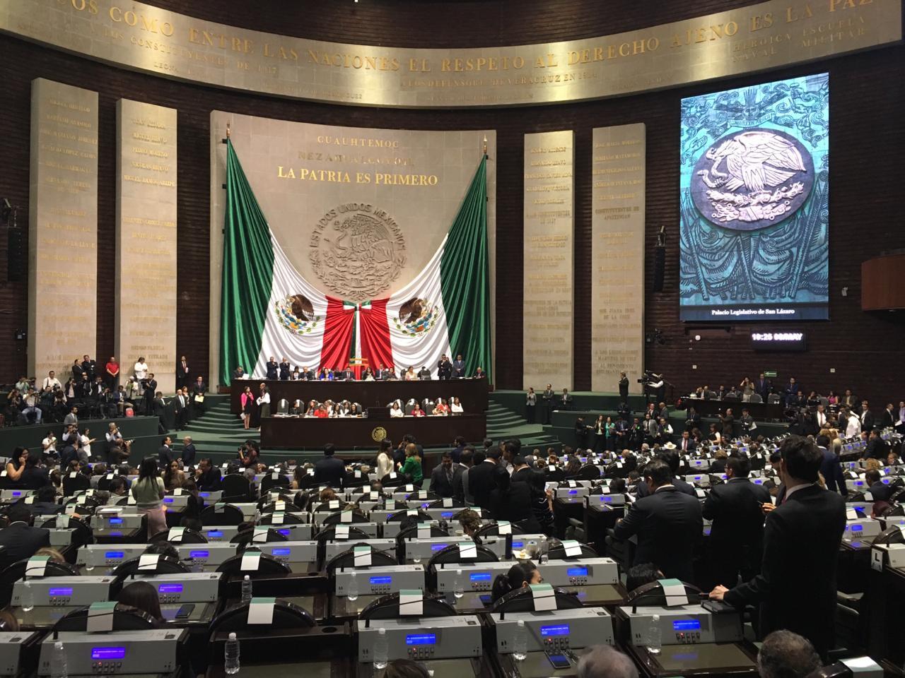 Diputados perfila un nuevo periodo extraordinario de sesiones