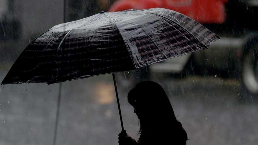 Se prevén lluvias ligeras por la tarde noche