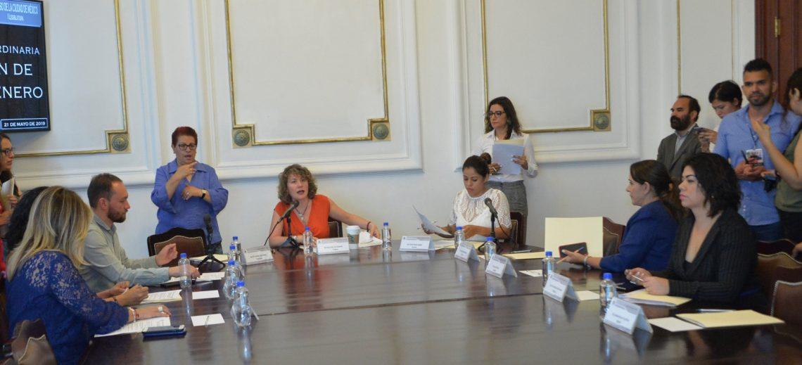 Solicitan información respecto de los refugios para mujeres víctimas de violencia extrema