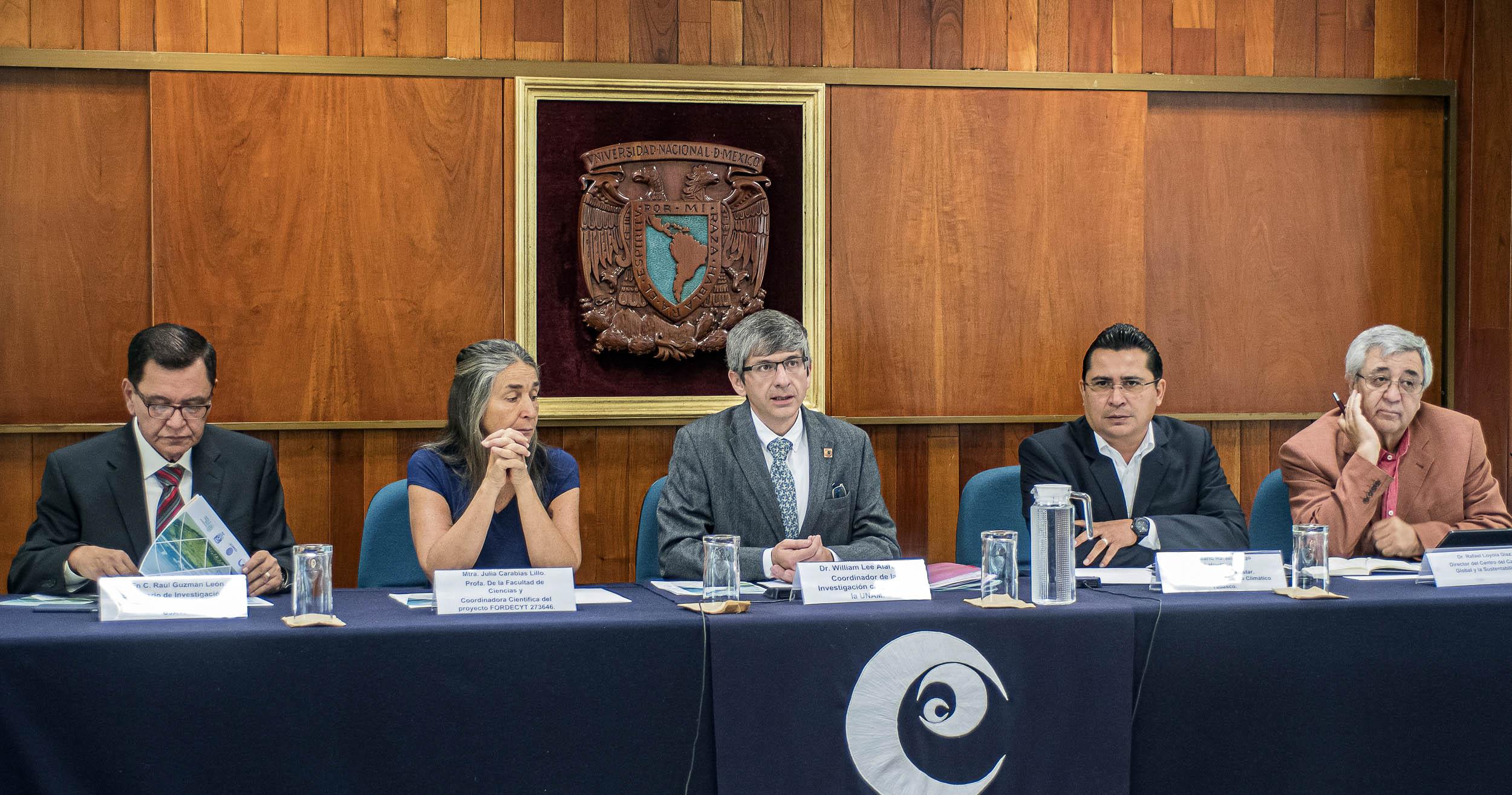 Coordina UNAM Proyecto Científico de Cambio Global y Sustentabilidad