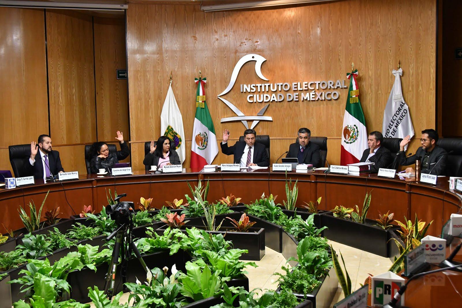 Confirma TECDMX negativa de registro del Partido Encuentro Social en la Ciudad de México
