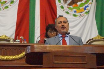 IMPORTANTE REGULARIZAR EL SUMINISTRO DE AGUA EN COLONIAS DE TLÁHUAC: DIP. RIGOBERTO SALGADO