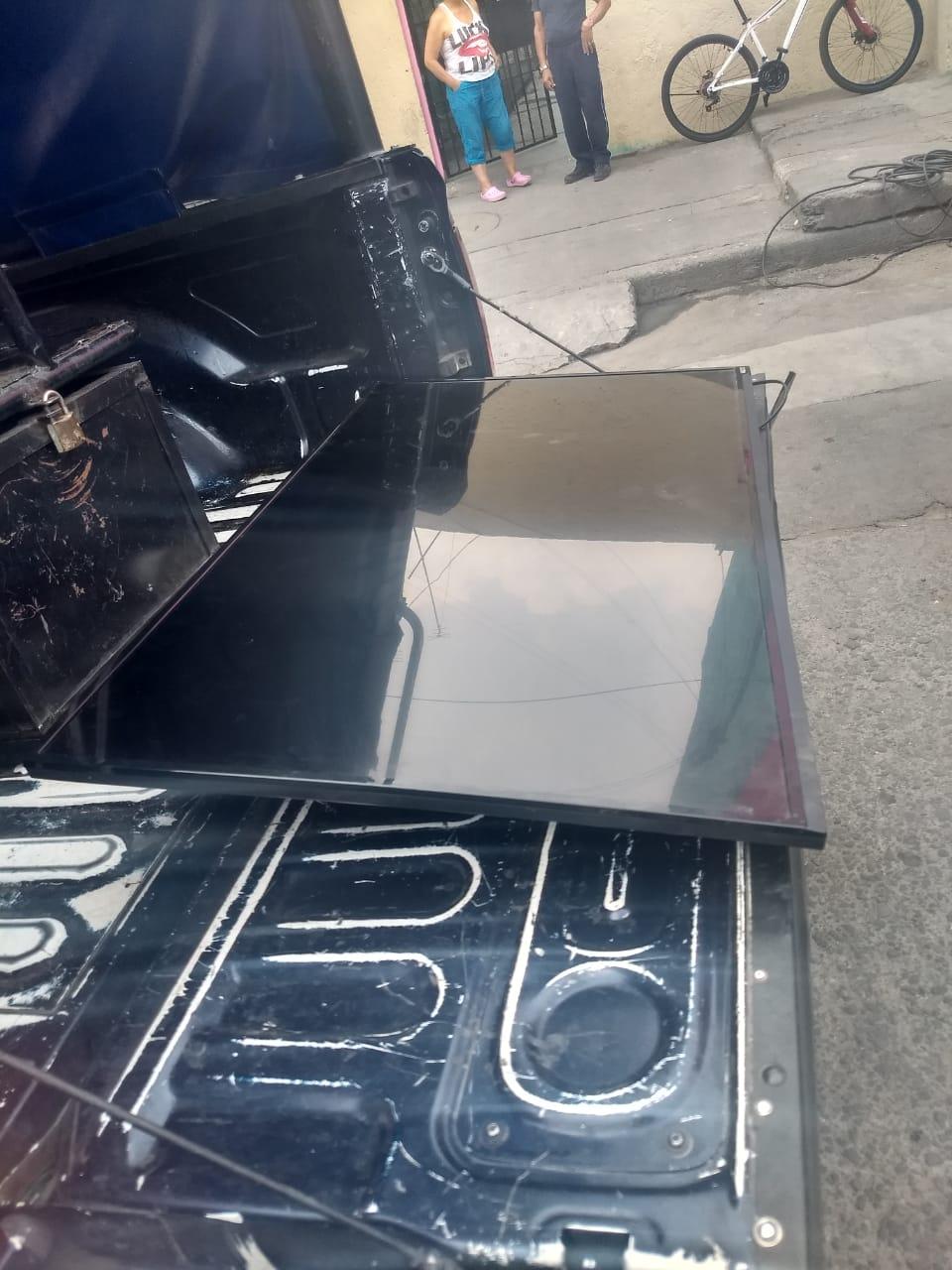 Dos hombres acusados de posible robo a casa habitación en la colonia Guerrero