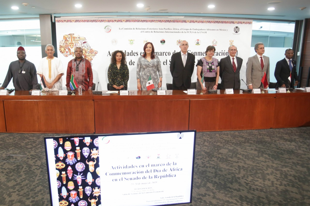 México y África por fortalecer su cooperación