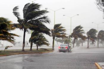 Cambio climático hace prever ciclones más intensos