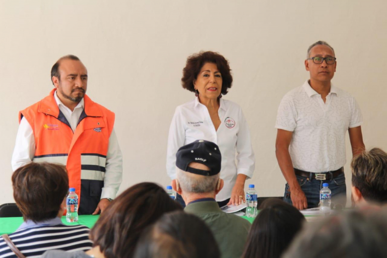 Tlalpan realiza 3er Simulacro de Sismo en la Unidad ISSFAM