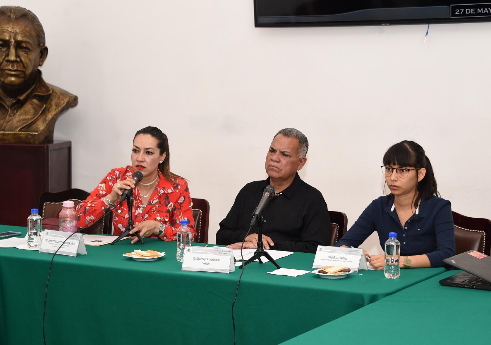 Indispensable la regulación de plataformas de movilidad en la Ciudad de México