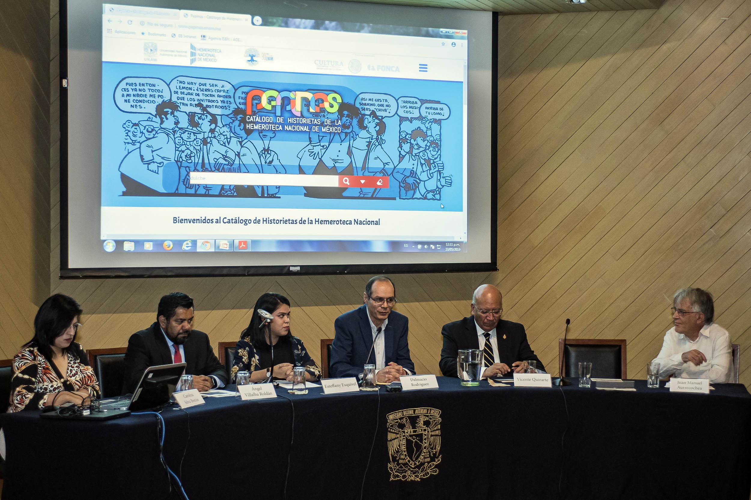 Historietas se digitalizan en la UNAM