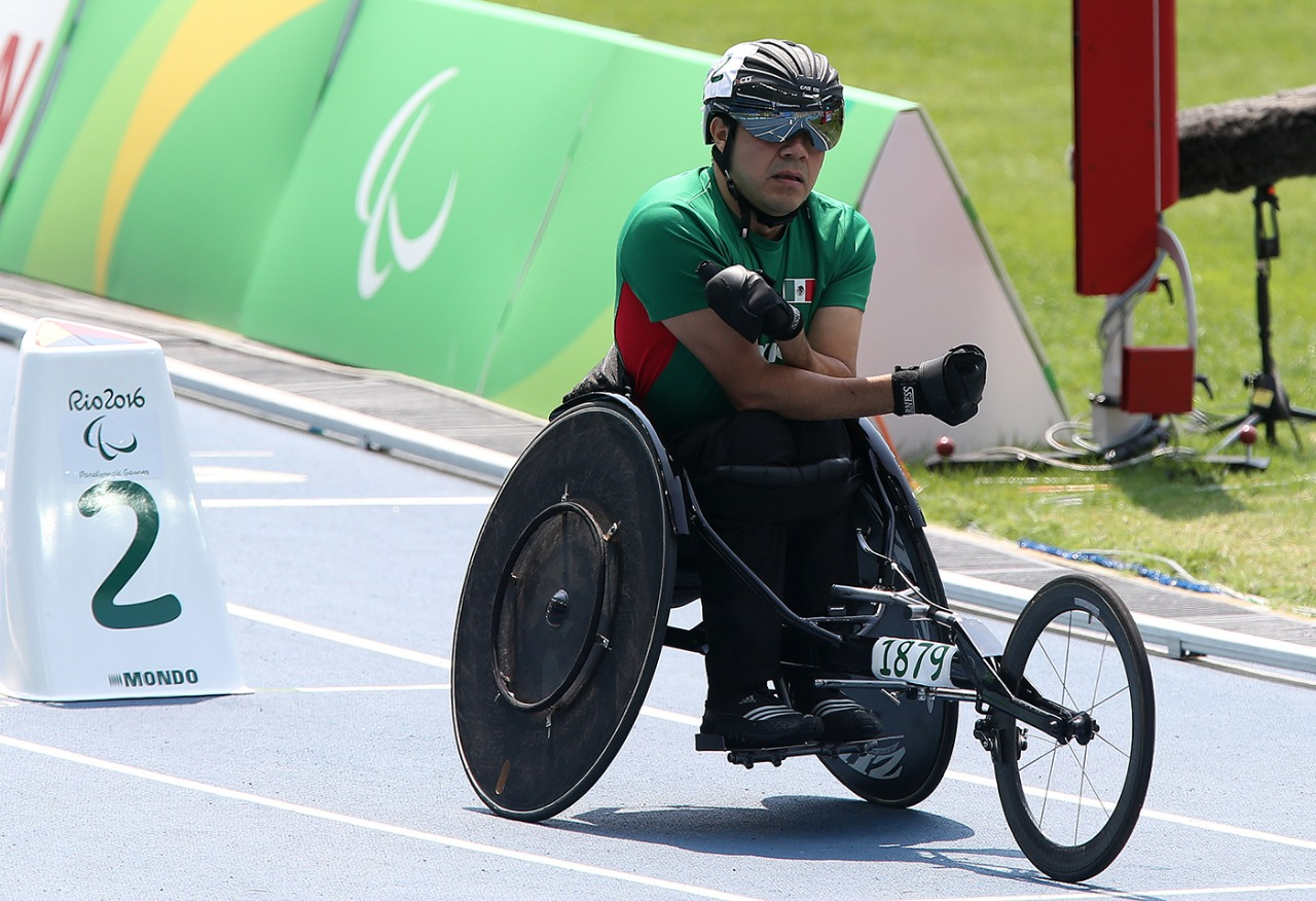 Cosechan atletas seis preseas en Grand Prix de Para Atletismo en Suiza