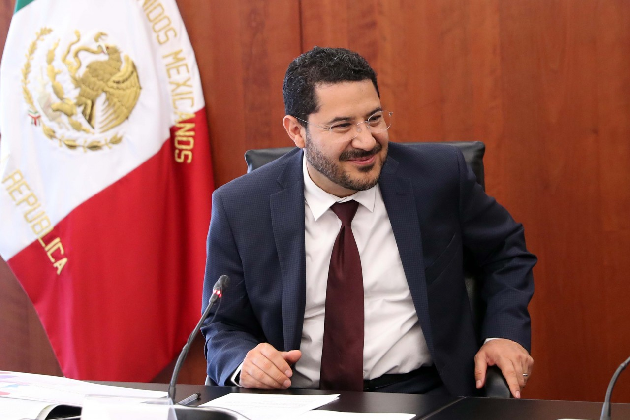 Impulsa Martí Batres rendición de cuentas de senadores
