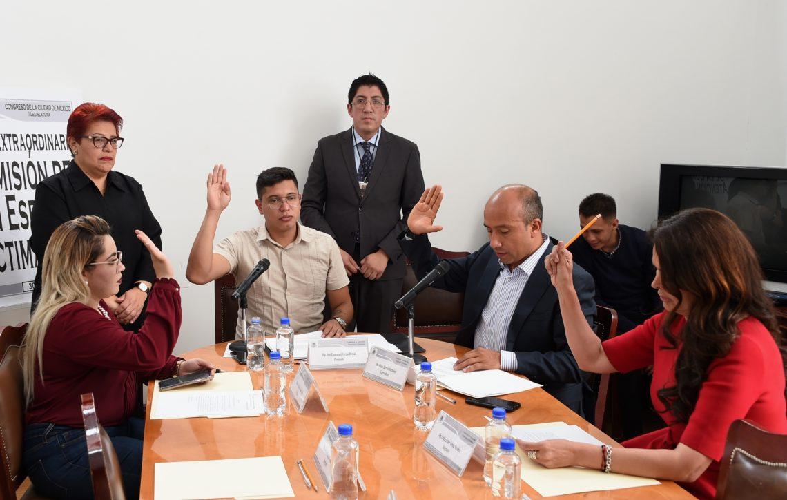 Anuncia Comisión la realización del foro Por las Víctimas del Sistema Penal Mexicano