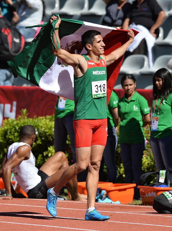 José Carlos Herrera listo para conseguir la marca a Lima 2019