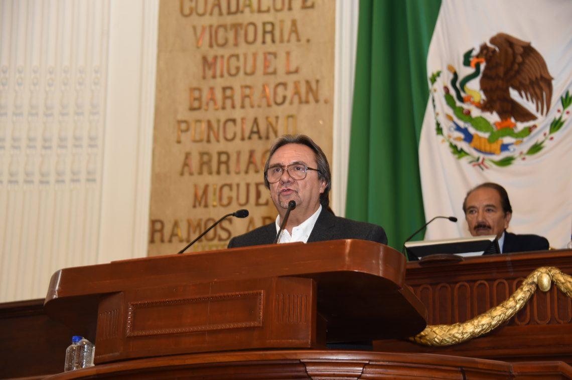 Refrenda el Congreso CDMX rechazo a cualquier tipo de agresión en contra de los ciudadanos y sus representantes
