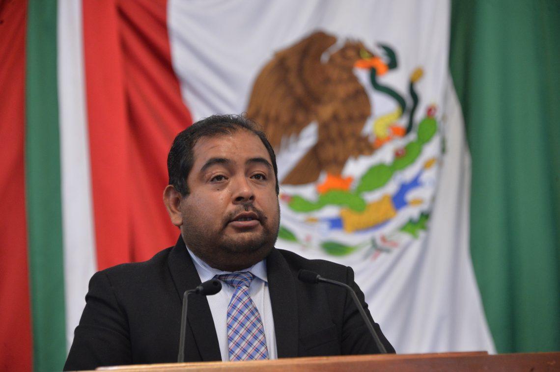 Diputado Eleazar Rubio propone ampliar a tres años el periodo de presidencia del Tribunal Superior de Justicia de la CDMX