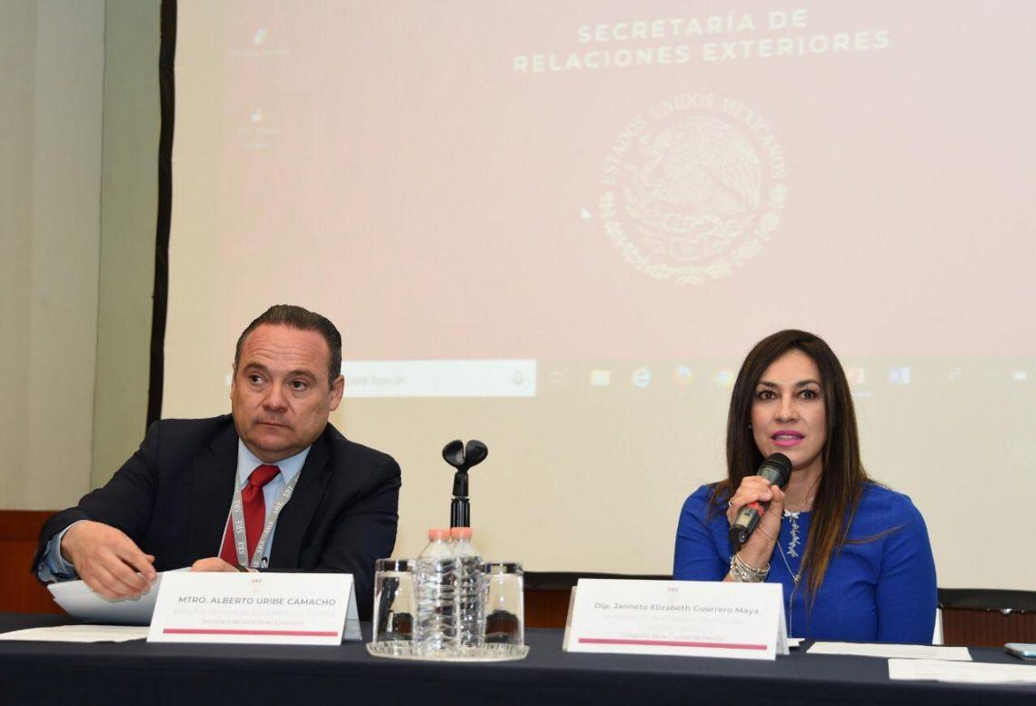La Comisión de Asuntos Internacionales propondrá que las 16 alcaldías tengan atribuciones en materia de relaciones internacionales