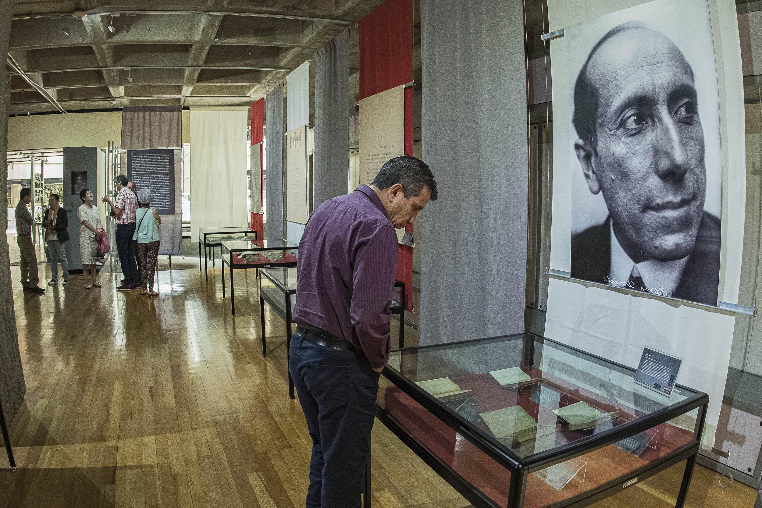 Cien años con Amado Nervo en la UNAM