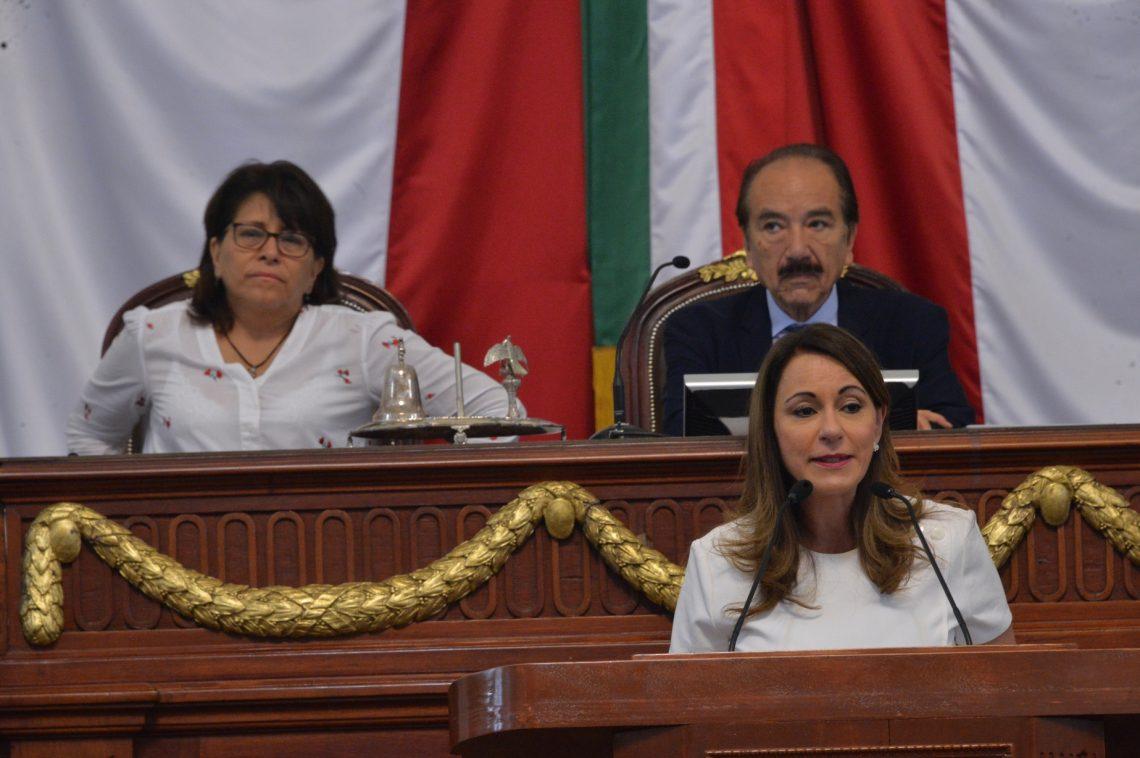 El Legislativo local presentará iniciativas ante el Congreso de la Unión para garantizar la paridad