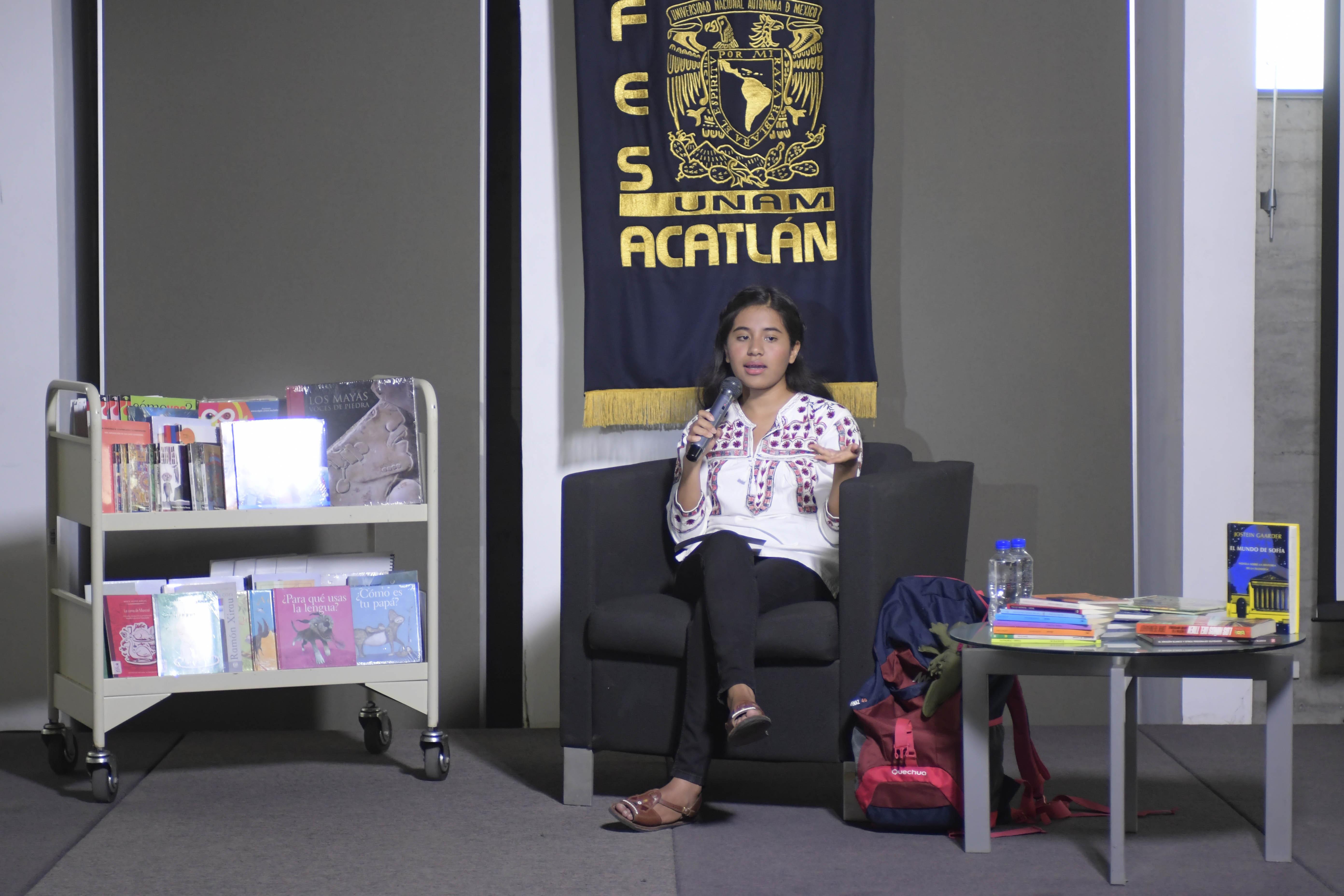 En marcha Segunda Biblioteca Comunitaria en la Sierra Mixe creada por estudiante de la UNAM