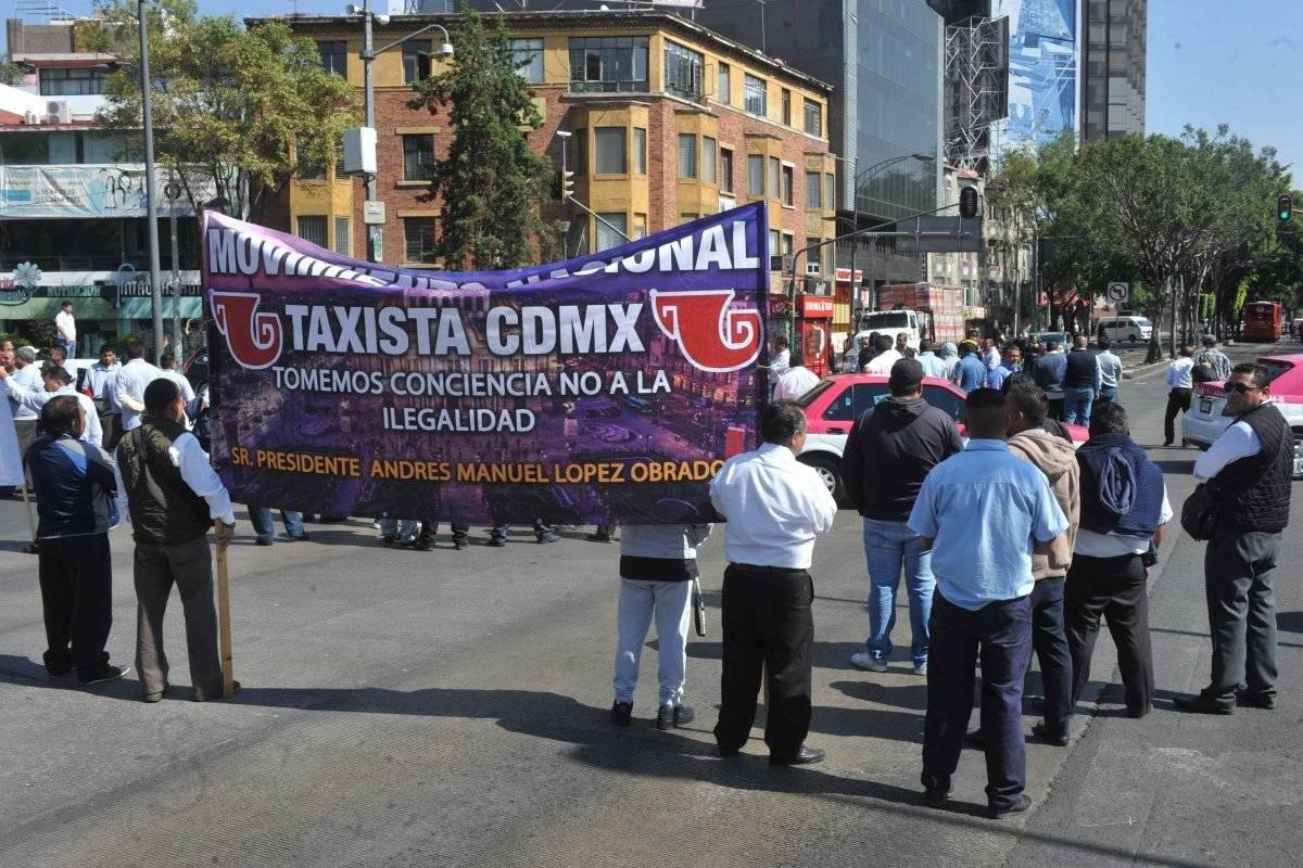 Gobierno de la Capital privilegia diálogo con los Taxistas