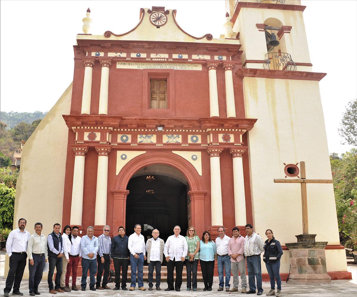 En Guerrero muestran avances en labores de recuperación de inmuebles afectados por el S19