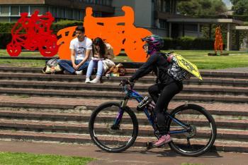 En aumento el número de Mujeres Ciclistas en México