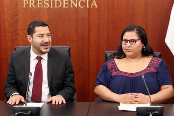 Solicitarán medidas de protección para la senadora Citlalli Hernández