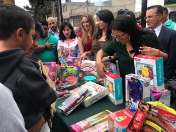El Programa Si al Desarme Si a la Paz llega a Magdalena Contreras