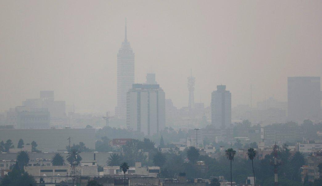 Presenta CAMe medidas de aplicación para mejorar la calidad del aire en la ZMVM