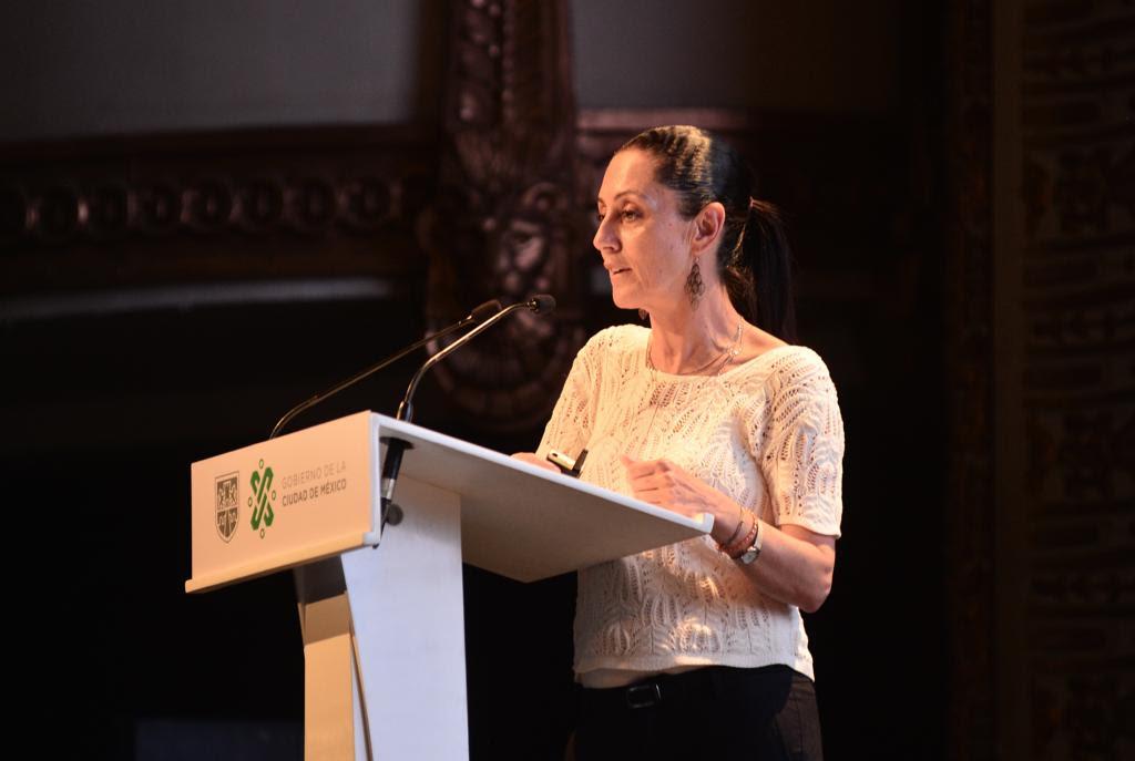 Presenta Jefa de Gobierno el Programa Ambiental y de Cambio Climático para la Ciudad de México 2019 al 2024