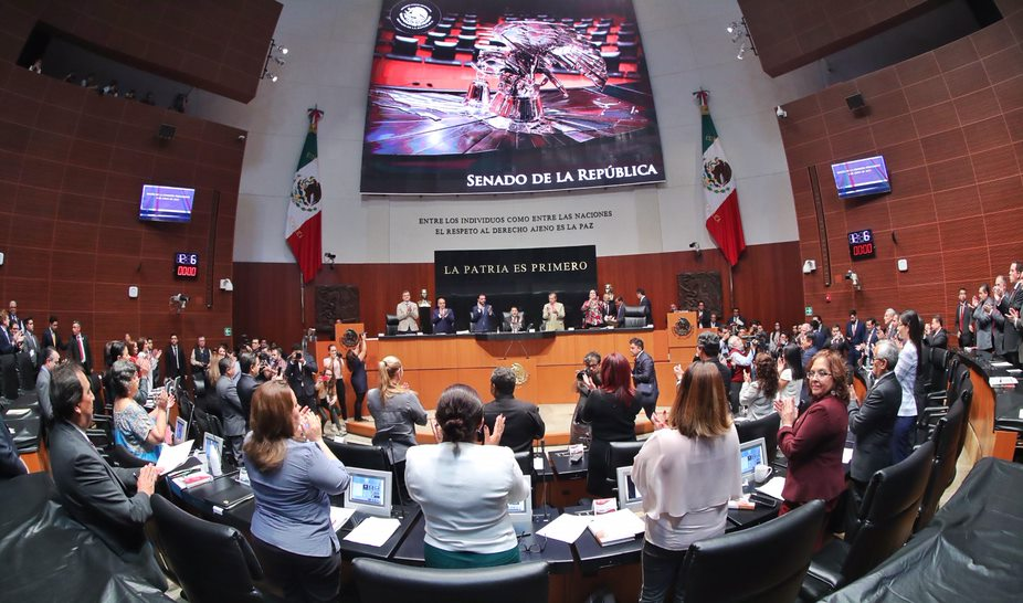 Respalda Congreso de la Unión esfuerzos diplomáticos para frenar posible imposición de aranceles