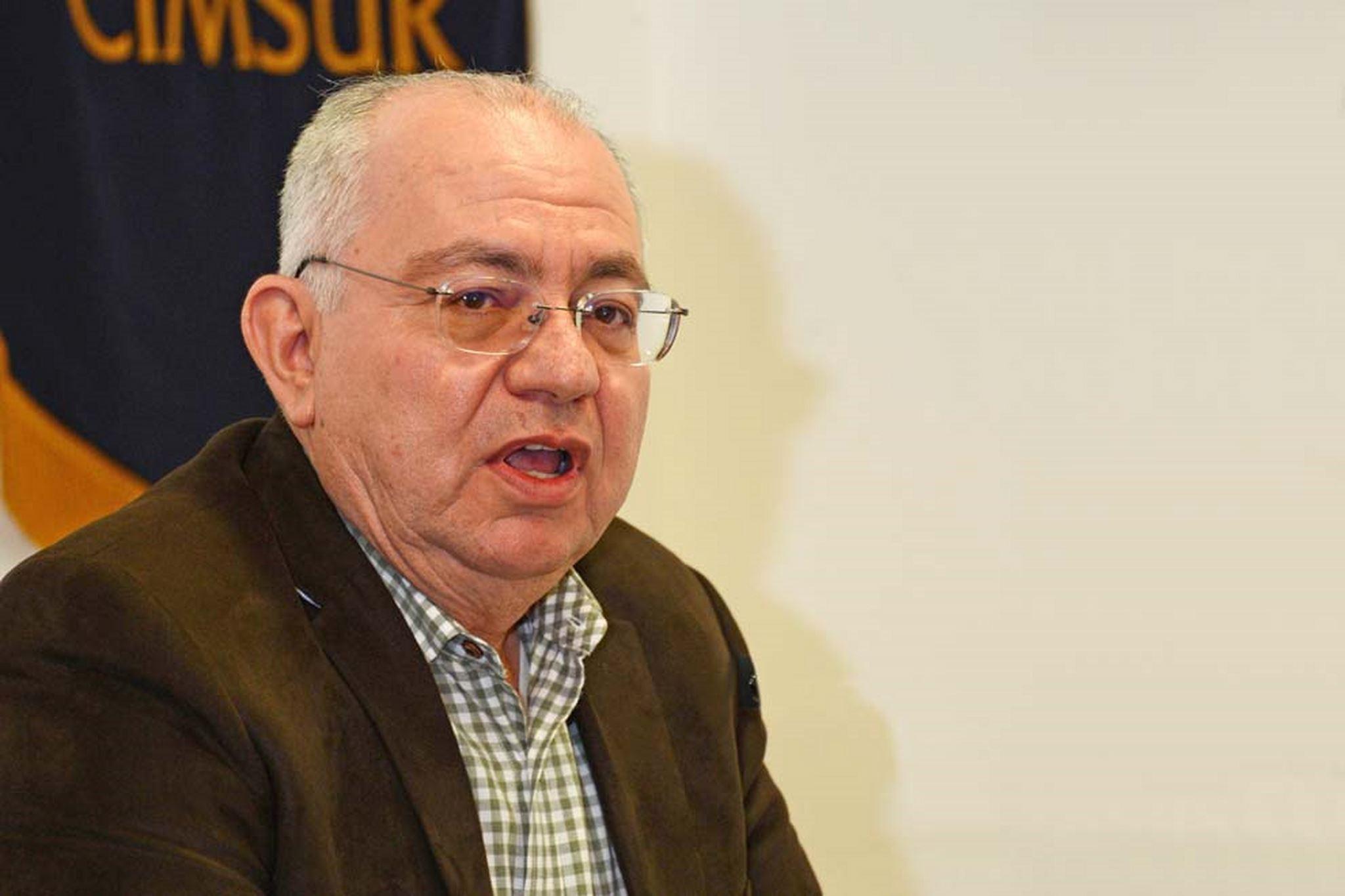 Gabriel Ascencio Franco Director del CIMSUR de la UNAM