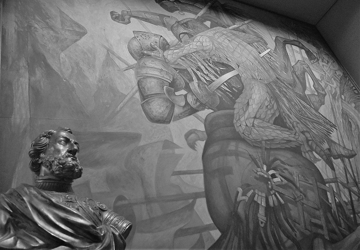 Historiadores deconstruyen las Cartas de Relación de Hernán Cortés