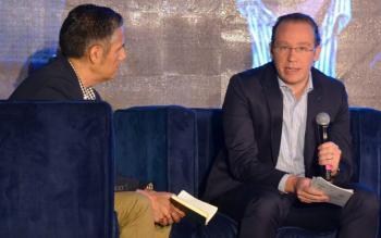 Certeza, transparencia y seguridad para inversión y desarrollo estratégico en Benito Juárez: Santiago Taboada