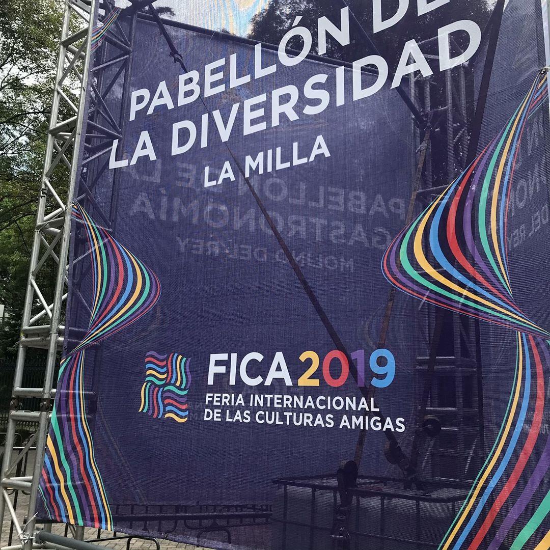 Feria Internacional de las Culturas Amigas