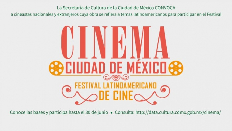 Convocatoria Cinema Ciudad de México