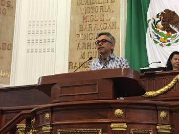 EL Congreso Capitalino solicita a la SHCP investigar hechos imputados al Ministro de la SCJN Eduardo Medina Mora Icaza