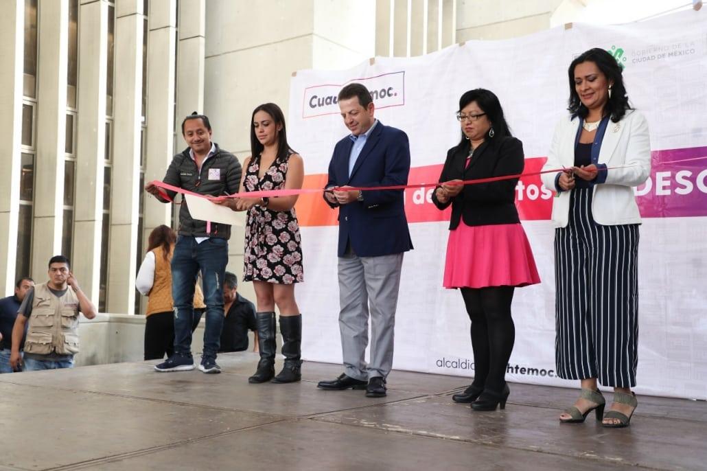 Ofrecen en Alcaldía Cuauhtémoc créditos del Fondeso para autoempleo